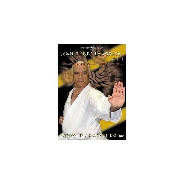 Karate Shotokan - J.P. Lavorato - Vol. 1 Techniques de base (DVD)