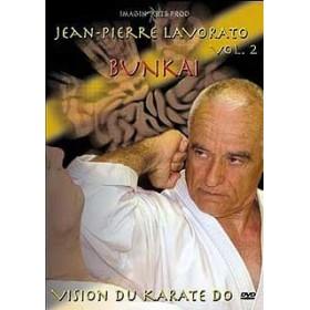Karate Shotokan - J.P. Lavorato - Vol. 2 - Bunkai (DVD)