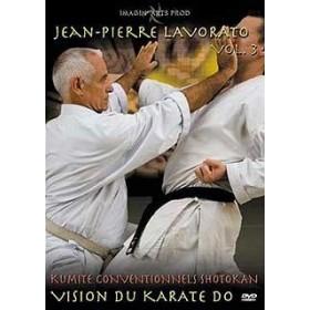 Karate Shotokan - J.P. Lavorato - Vol. 3 -  Kumite (DVD)