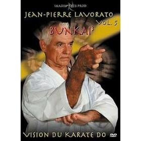Karate Shotokan - J.P. Lavorato - Vol. 5 - Bunkai (DVD)