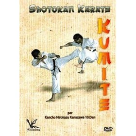 Karaté Shotokan - Kumite - Hirokazu Kanazawa (DVD)