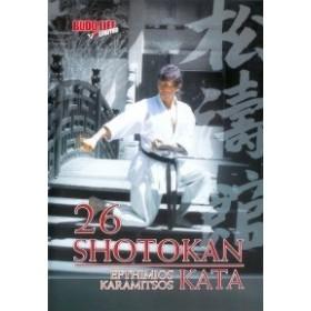 Les 26 Kata Shotokan - Efthimios Karamitsos (DVD)