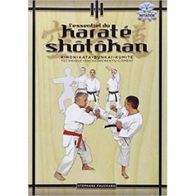 L'essentiel du Karaté Shotokan - S. Fauchard (DVD)