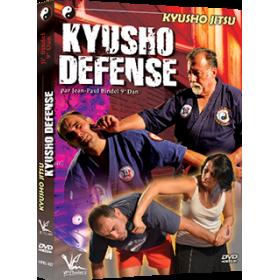 Kyusho Jitsu - Kyusho Defense - J.P. Bindel (DVD)
