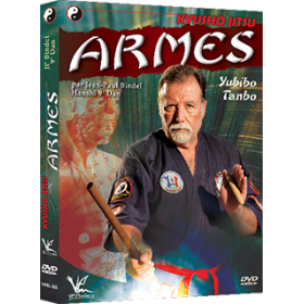 "Kyusho-Jitsu - Armes ""Yubido & Tanbo"" - J.P. Bindel (DVD)"