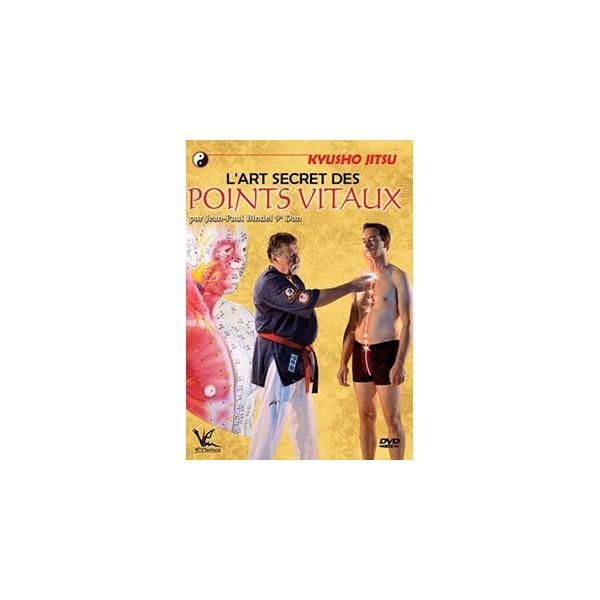Kyusho-Jitsu - L'art Secret des Points Vitaux -J.P. Bindel (DVD)
