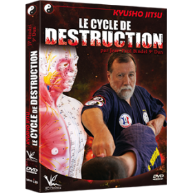 Kyusho-Jitsu - Le Cycle de Destruction - J.P. Bindel (DVD)