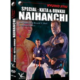 Kyusho-Jitsu - spécial Kata et Bunkaï Naihanchi - J.P. Bindel (DVD)