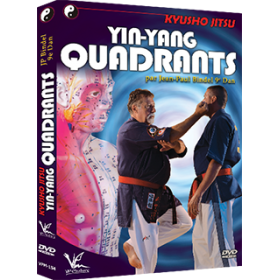 Kyusho-Jitsu - Yin Yang Quadrants - J.P. Bindel (DVD)