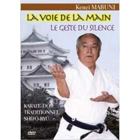 La voie de la Main - Kenei Mabuni (DVD)