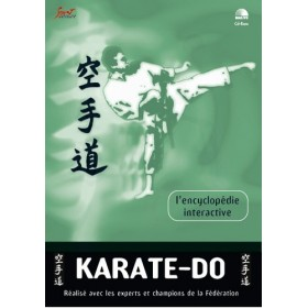 Karate-Do L'encyclopédie interactive (CD-Rom)