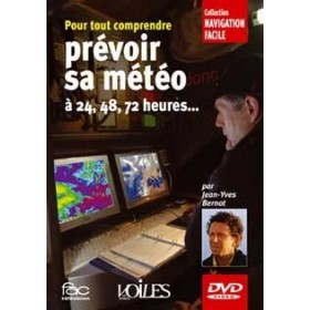 Prévoir sa météo à 24, 48, 72 heures (DVD)