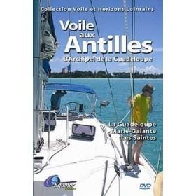 Voile aux Antilles, l'Archipel de la Guadeloupe (DVD)