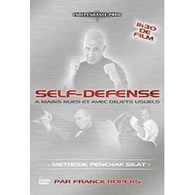 Self Défense à mains nues et avec objets usuels (DVD)