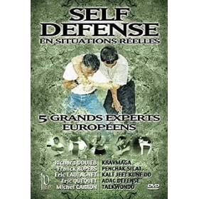 Self Défense en situations réelles (DVD)