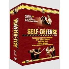 Self défense Vol. 2 - Coffret 4 DVD
