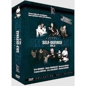Self Défense Vol. 3 - Coffret 3 DVD