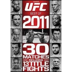 UFC - Best of 2011 - 2 DVD