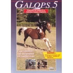 Galops 5 - Expérimenter son autonomie en compétition (DVD)