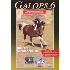 Galops 6 - Aborder la compétition (DVD)