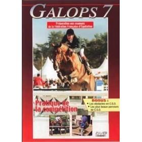 Galops 7 - Pratique de la compétition (DVD)