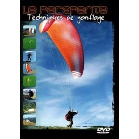 Le parapente - Techniques de gonflage (DVD)
