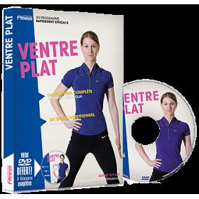 Ventre Plat - Astrid Verhelst (Livre + DVD)