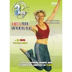 3 mois pour un ventre plat (DVD)