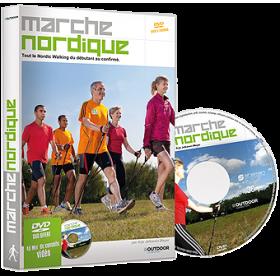 Marche nordique (Livre + DVD)