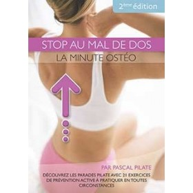 Stop au mal de dos ! La minute Ostéo (DVD)