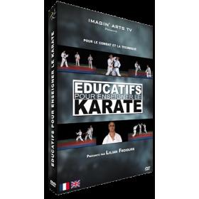 Educatifs pour Enseigner le Karaté - Lilian Froidure (DVD)
