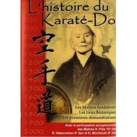 L'Histoire du Karaté-Do (DVD)