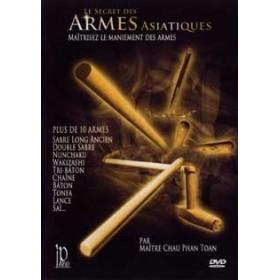 Le secret des armes asiatiques (DVD)