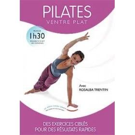 Pilates ventre plat - Et votre corps sourit ! (DVD)