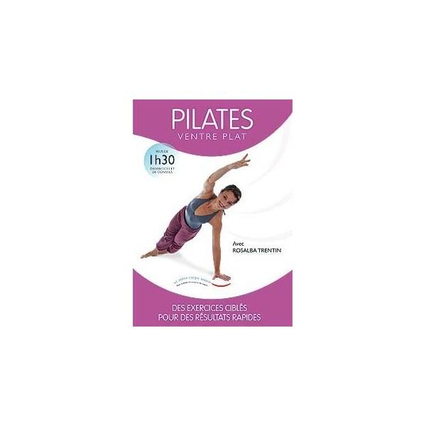 Et votre corps sourit - Pilates - ventre plat (DVD)