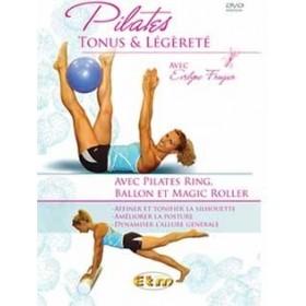 Pilates - Tonus et légèreté (DVD)