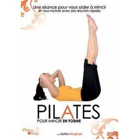 Pilates - Pour mincir en forme - Soffia Morghad (DVD)
