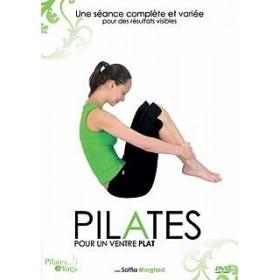 Pilates - Pour un ventre plat - Soffia Morghad (DVD)