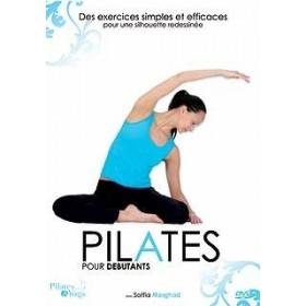 Pilates pour débutants - Soffia Morghad (DVD)