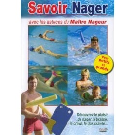 Savoir nager avec les astuces du maître nageur (DVD)