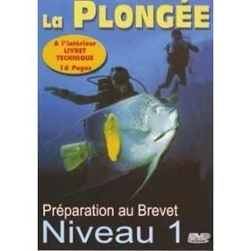 La plongée - Préparation au brevet niveau 1 (DVD)
