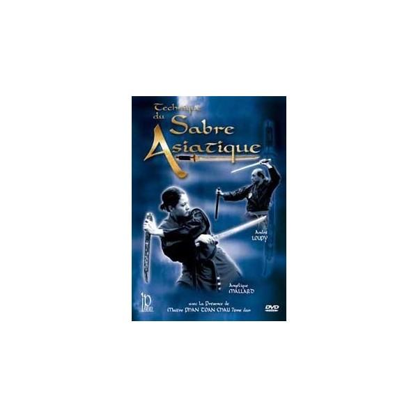 Technique du Sabre Asiatique (DVD)
