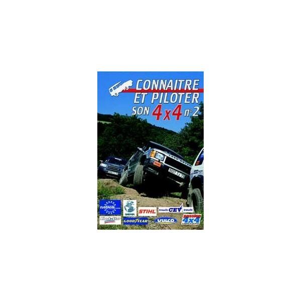 Connaître et piloter son 4x4 - Volume 2 (DVD)