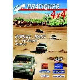Pratiquer le 4x4 Rando - Raid à l'étranger (DVD)