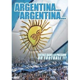 Argentina... Argentina... - La passion du football (DVD)
