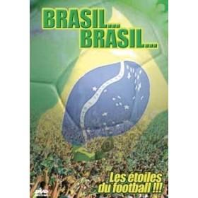 Brasil... Brasil... - Les étoiles du football (DVD)