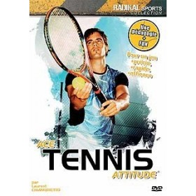 Ace tennis attitude - Laurent Chiambretto (DVD)