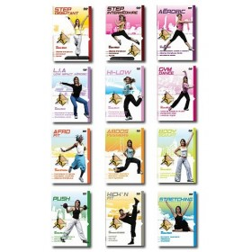 Fitness Zone - Collection 12 DVD