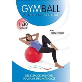 Gym Ball Ventre plat / Dos fort - Et votre corps sourit ! (DVD)