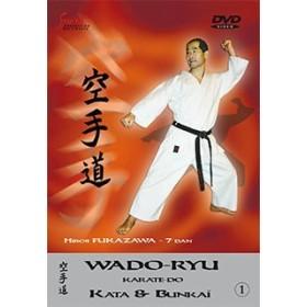 Hiroji Fukazawa - Kata & Bunkaï Wado-ryu - Vol. 1 (DVD)